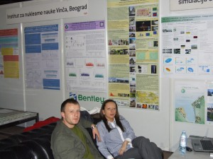 University of Belgrade students award winner of the ASHRAE student design competition (category ISBD in 2012)