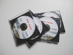CD's distributed at the HVAC&R and Exhibition of Software, IT and Green Programs at the IBPSA-Danuube desk 2011